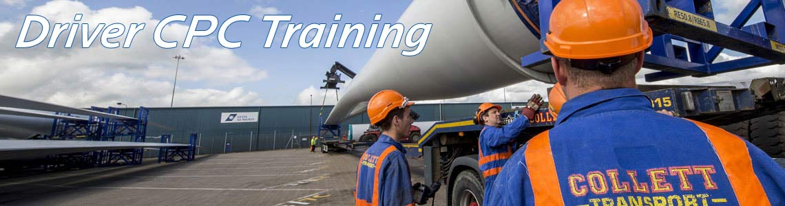 Driver CPC Training Courses