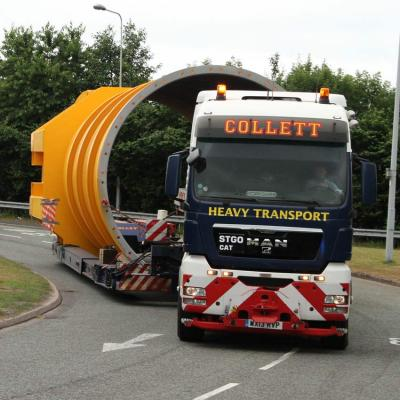 Specialist Abnormal Load Transport Qualifications