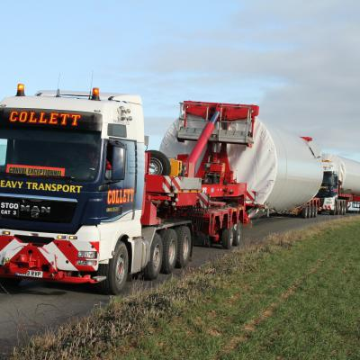 Abnormal Load Specialist Transport Training